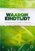 DVD WAAROM EINDTIJD? - GLASHOUWER - 9789492189806