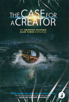 DVD THE CASE FOR A CREATOR - 9789492189899