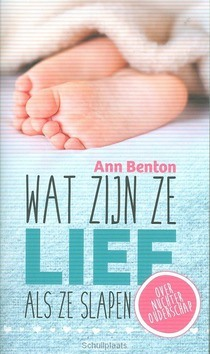 WAT ZIJN ZE LIEF ALS ZE SLAPEN - BENTON, ANN - 9789492234292