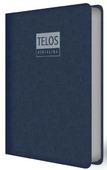 BIJBEL TELOS VERTALING NIEUWE TEST BLAUW - TELOS / VOORHOEVE - 9789492234469