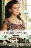 VERBROKEN WOORD - JOHNSON, CHRISTINE - 9789492408242