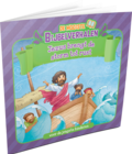 JEZUS BRENGT DE STORM TOT RUST - 9789492408457