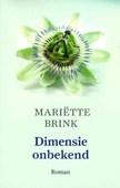 DIMENSIE ONBEKEND - BRINK, MARIETTE - 9789492433176