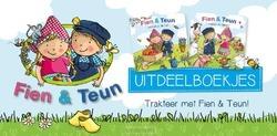 FIEN & TEUN - UITDEELBOEKJES - VAN HOORNE - 9789492901712