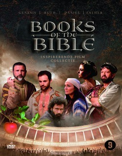 DVD BOOKS OF THE BIBLE (4DVD) - 9789492925039