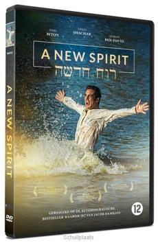 DVD A NEW SPIRIT - 9789492925077