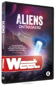 DVD ALIENS ONTMASKERD (WEET) - 9789492925107