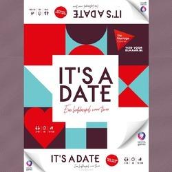 IT'S A DATE (SPEL) - 9789492925275