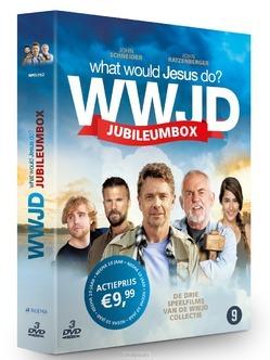 DVD WWJD - FILMCOLLECTIE (3DVD) - 9789492925282