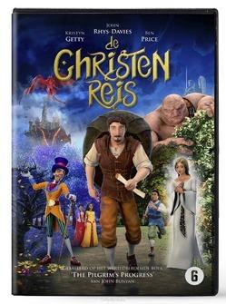 DVD CHRISTENREIS (PILGRIM''S PROGRESS) - 9789492925350