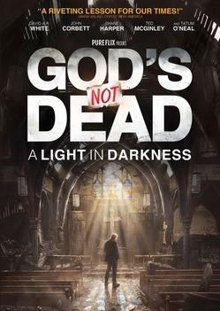 DVD GOD'S NOT DEAD 3 A LIGHT IN DARKNESS - 9789492925381