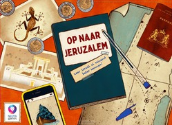 OP NAAR JERUZALEM - 9789492925541