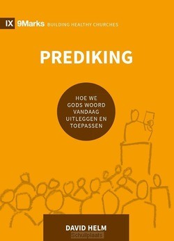PREDIKING - HELM, DAVID - 9789492941060