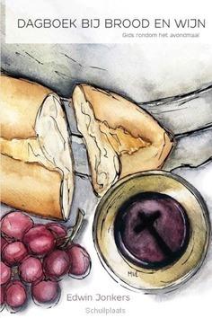 DAGBOEK BIJ BROOD EN WIJN - JONKERS, EDWIN - 9789492959119