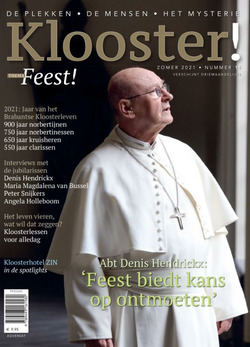 KLOOSTER! 15 FEEST - 9789493161580