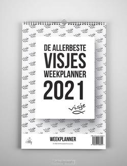 VISJE WEEKPLANNER 2021 - 9789493206052