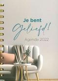 JE BENT GELIEFD AGENDA 2022 - HOWER OF POWER - 9789493206090