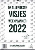 WEEKPLANNER 2022 VISJE - 9789493206137