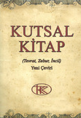 TURKSE BIJBEL KUTSAL KITAP - 9789759062880