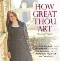 HOW GREAT THOU ART - VOORST, RHODE VAN - 8713986991850