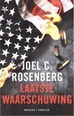 LAATSTE WAARSCHUWING - ROSENBERG, JOEL C. - 9789023977001