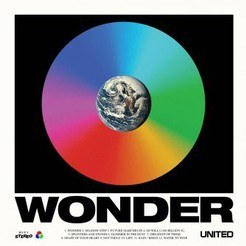 WONDER - HILLSONG UNITED - 9320428325792