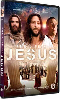 DVD THE LIFE OF JESUS - 9789492189677