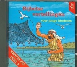 BIJBELSE VERTELLINGEN #5 CD - DAM, H. VAN - DH8204012