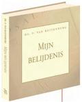 GOEDE BELIJDENIS - RUITENBURG, P. VAN - 9789033128301
