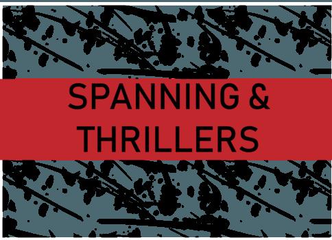Spanning en thrillers